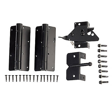 Fortress Athens Gate Latch and Hinge Kit, 430090
