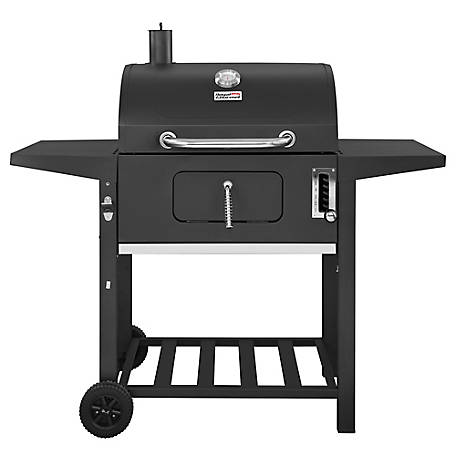 Royal Gourmet Charcoal Grill, 598 sq. in., 6 Adjustable Heights, BBQ Outdoor Picnic, Camping, Patio Backyard Cooking, CD1824A