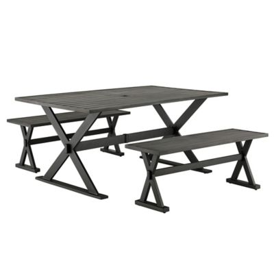 Red Shed 3 Piece Patio Dining Set, Red Shed Furniture Tractor Supply