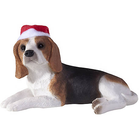Sandicast Beagle Dog Christmas Tree Ornament