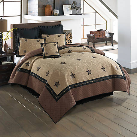 Donna Sharp Fort Worth Bedding, Earth Tone Bedding Collections