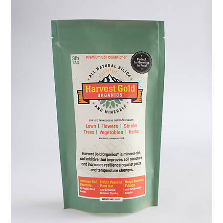 Harvest Gold Premium Soil Conditioner, 3 lb. Bag