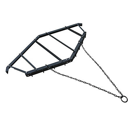Yard Tuff 78 in. Driveway Draggin' Drag Harrow, ATV-78LDT