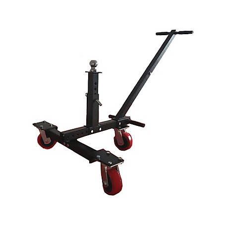 Tow Tuff Hard Surface Trailer Dolly, TMD-1000HSD