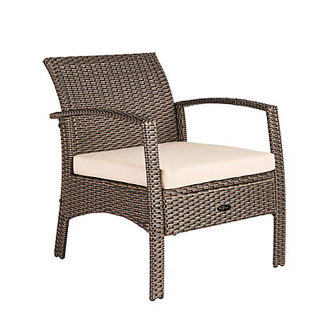 Patio Sense Bondi Wicker Armchair, 62776
