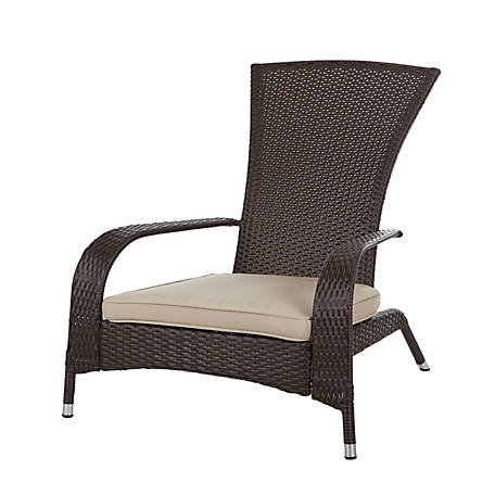 Patio Sense Coconino Wicker Chair, 61469