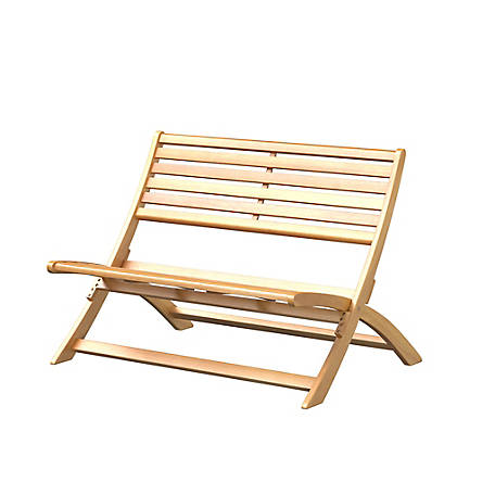 Patio Sense Verso Folding Bench, 63376