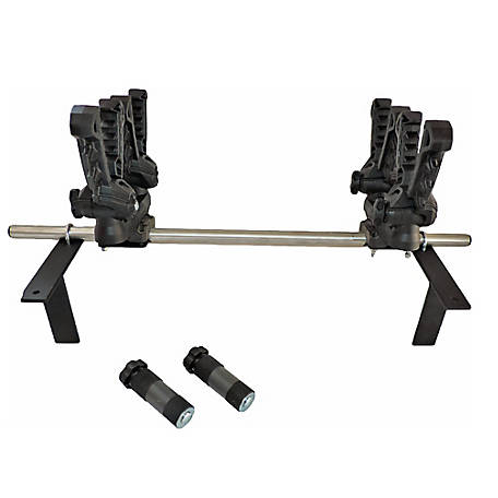 Hornet Outdoors Polaris Ranger and General DOUBLE Bow Mount, R-3028-D