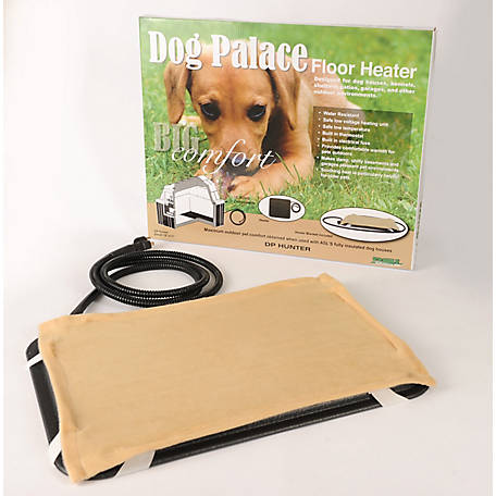 Dog Palace Floor Heater, FH