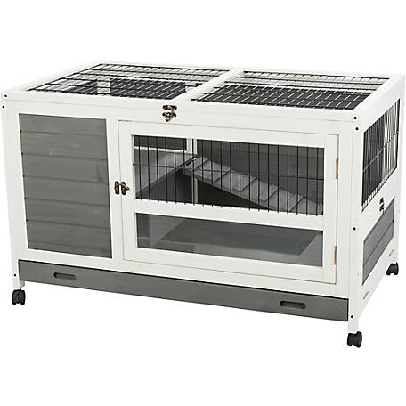 Trixie Pet Products Natura Indoor Rabbit Hutch 64014 At Tractor Supply Co