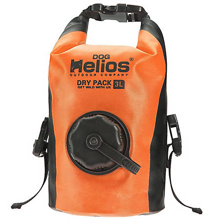 Dog Helios Grazer Travel Dry Food Bag, BG1