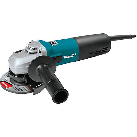 Makita 4-1/2 in. SJS High Power Angle Grinder, 9564CV