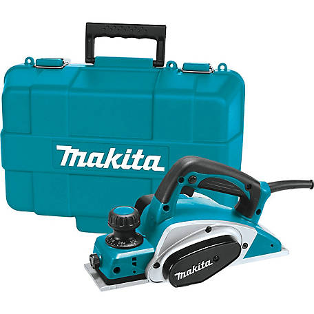 Makita 3-1/4 in. Planer with Tool Case, KP0800K
