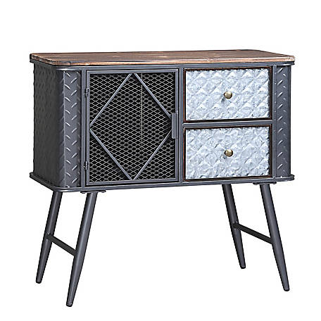 4D Concepts Forester Collection 2 Drawer Credenza, 184015
