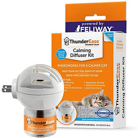 ThunderEase Calming Diffuser Kit for Cat, 5014180, 5014180