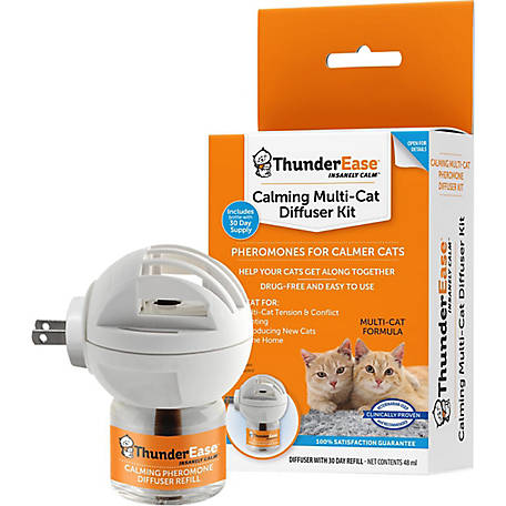 ThunderEase Calming Diffuser Kit for Multi Cat, 5014197