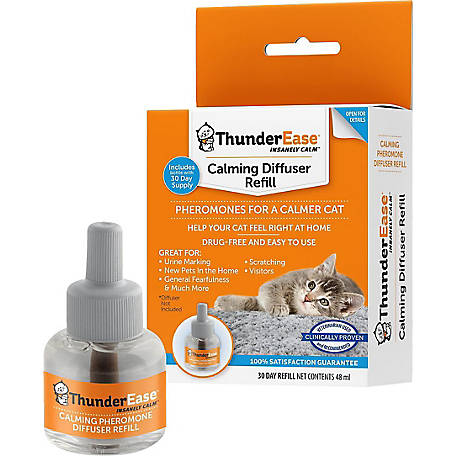 ThunderEase Calming Diffuser Refill for Cat, 5014210