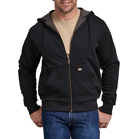 Dickies Men S Thermal Lined Fleece Hoodie Tw382 1596253 At Tractor Supply Co