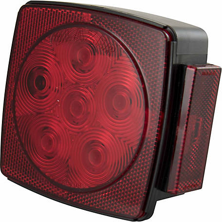 Blazer LED Replacement 6-Function Stop/Turn/Tail Light, Right Side