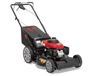 Troy-Bilt TB270 XP 21 in. Self-Propelled Walk Lawn Mower, Honda Auto Choke Engine, 12AVB2RQ766