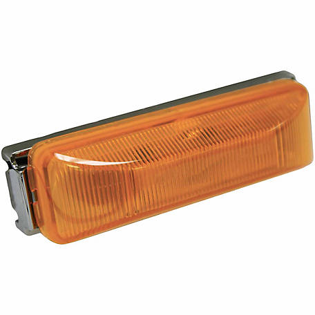 Blazer CW1531A LED 4 in. Sealed LED Running Board Light, Amber