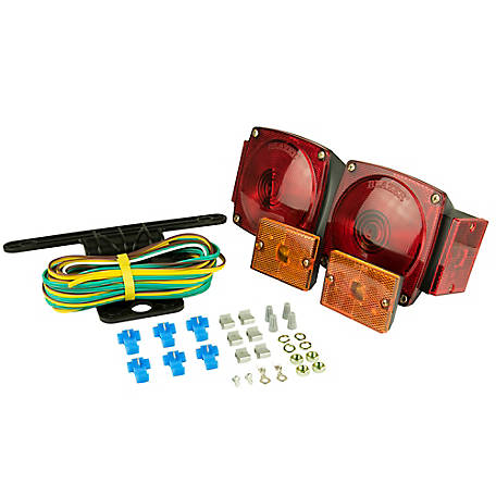Blazer International Trailer Light Kit, Trailers Under 80 in. W, C6423