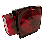 Blazer 8 Function Submersible Stop/Tail/Turn Light with License Light, Over and Under 80 in.