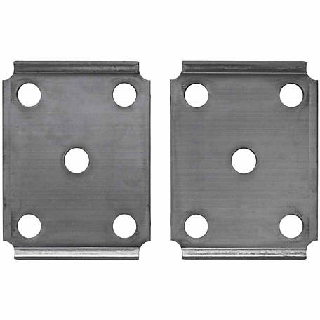 Carry-On Trailer Spring Type Tie Plate, 3500 lbs. Capacity