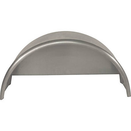 Carry-On Trailer Fender with Back, 9 in.  x 32 in.