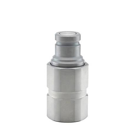 Pioneer 1/2 in  Skid Steer Nipple, 7/7-14 SAE, Used on Case New