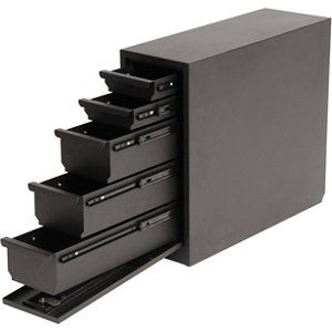 Topside Tool Box >> Tractor Supply Black Steel 5-Drawer Wheel Well Truck Box at Tractor Supply Co.