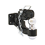Buyers Products 8-Ton Combination Hitch, 2 in. Ball