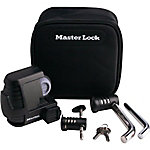 Master Lock Trailer Coupler Lock, Receiver Lock and Trailer Coupler Latch Lock Combo Pack