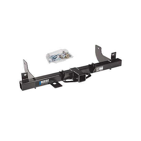 Includes Hitch Plug Cover Reese Towpower 44552 Class IV Custom-Fit Hitch with 2 Square Receiver Opening