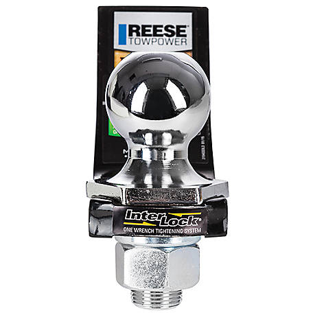 Reese Towpower InterLock Towing Starter Kit, 3-1/4 in. Drop, 2 in. Rise, 5,000 lb. Capacity, 2154333