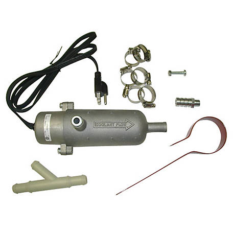 Kat's Engine Heaters Circulating Tank Heater, 1,000W