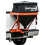 SaltDogg TGS01B 8.0 cu. ft. Black Polymer Electric Tailgate Spreader