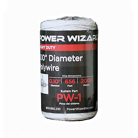 Power Wizard Poly-Wire, PW-1