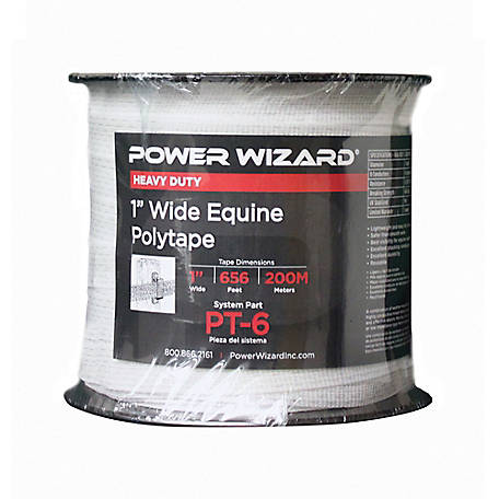 Power Wizard Poly-Tape, PT-6
