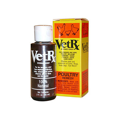 VetRx Poultry Remedy