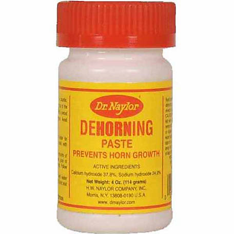 Dr. Naylor Dehorning Paste, 4 oz.