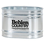 Behlen Country 223 Galvanized Round End Tank, 50130018
