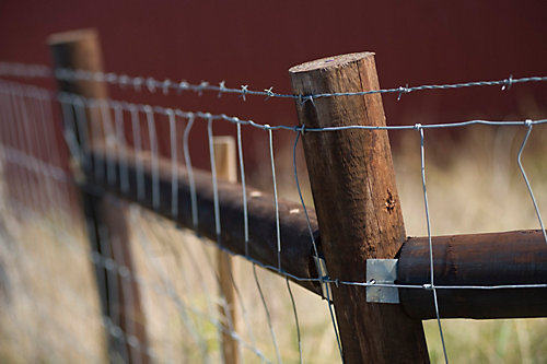 How To Build A Welded Wire Fence