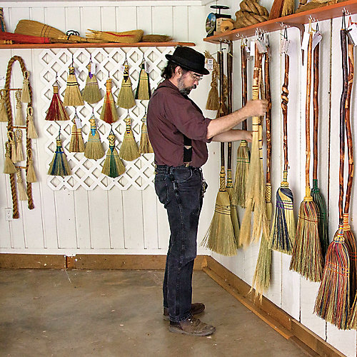 Traditional broom maker   Tractor Supply Co
