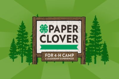 Cornell Cooperative Extension Postponed Tractor Supply Paper Clover Promotion