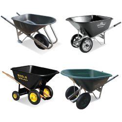 Shop Select Wheelbarrows at Tractor Supply Co.