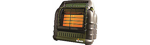tree stand heater