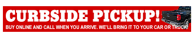 Buy Online Pick Up Curbside Now available - Tractor Supply Co.