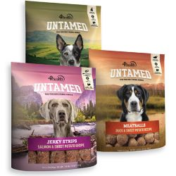 Shop 25 oz. 4health UNTAMED Dog Treats at Tractor Supply Co.