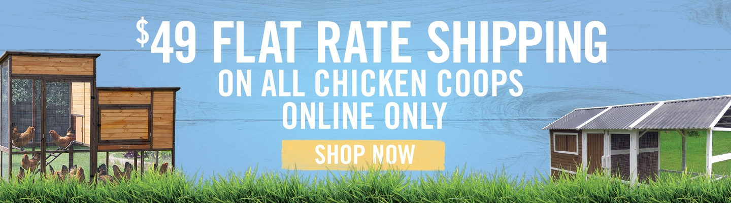 Chicken Coops & Pens - Tractor Supply Co.